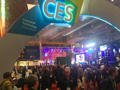 Esta es la Feria CES de Las Vegas