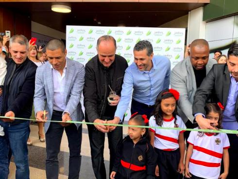 Inauguración de Jardines Llanogrande