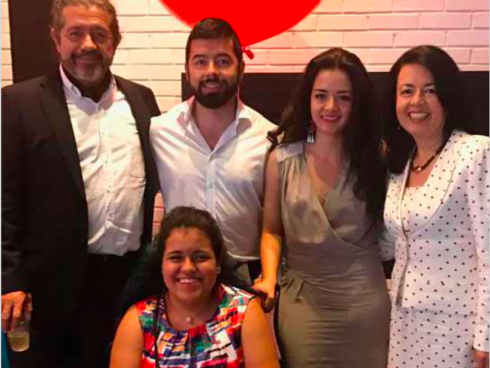 Esta es la familia Beltrán, creadores de Belt