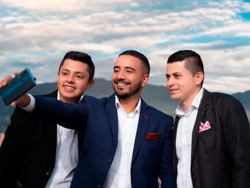 Estos son los tres jóvenes líderes de la compañía: Jorge Gil, Juan Esteban Arango y Juan Gabriel González. Foto: Samuel Zuluaga @elotrosamuel