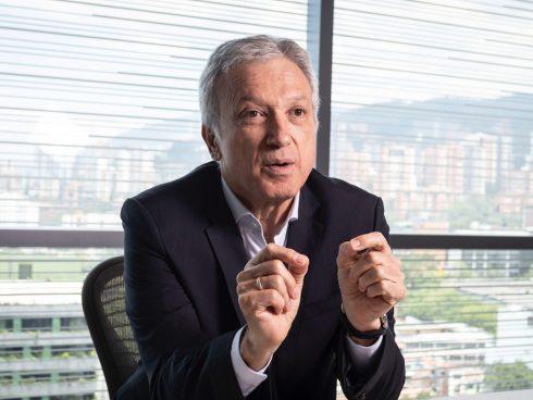 Gonzalo Pérez, presidente del Grupo Sura