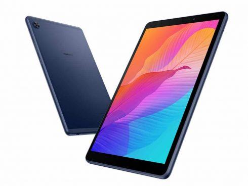 Acá la Huawei MatePad T8