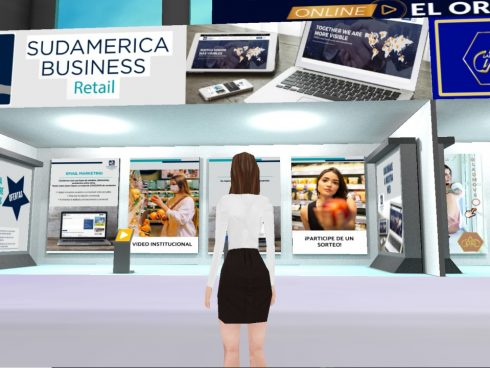 La feria es virtual y en 3D