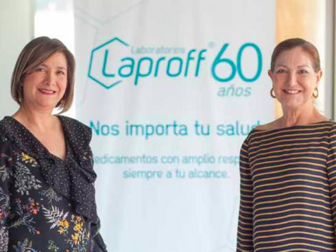 Margarita Jiménez y Lucía Cristina Peñaloza siguen al frente de Laproff