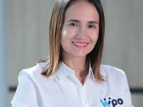 Mayra Alejandra Granada, gerente de Wiipo