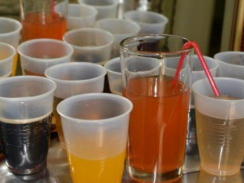 Gaseosas y cerveza