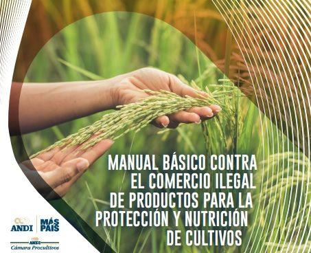 Manual contra Comercio Ilegal de Productos para Protección y Nutrición