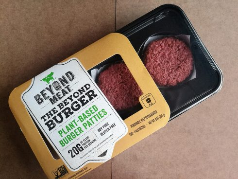 Beyond Meat desarrolla carnes vegetales a partir de la estructura de la proteína animal. Foto: Honoria Montes.