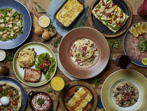 Il Forno ofrece una amplia carta de platos inspirados en la cocina italiana. Fotos: Archivo Il Forno