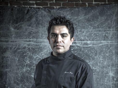 El chef Roberto Ruiz es mexicano y ha estado con Cantina y Punto desde su apertura en 2015. Foto: Archivo particular.