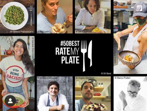 La experiencia '50 Best Califica mi Plato' tiene, además de diversión, un alto componente de responsabilidad social. Foto: @FoodiesColombia.