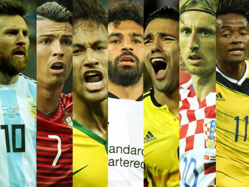 'Cracks' Mundial Rusia 2018