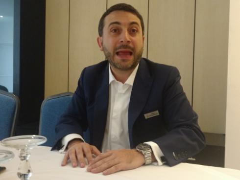 Felipe Schwartzmann, Vicepresidente de Ventas para Latam y El Caribe de Genesys.