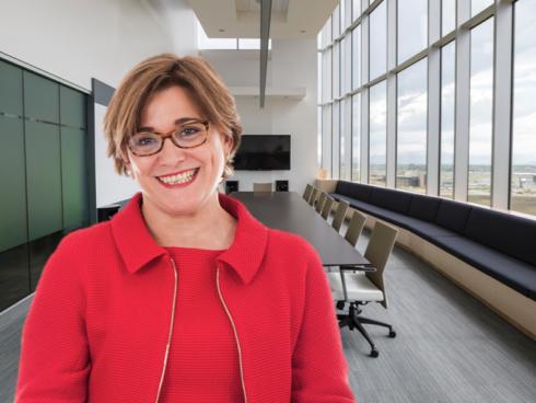 Teresa Reyes, Vicepresidente de Operaciones, TigoUne