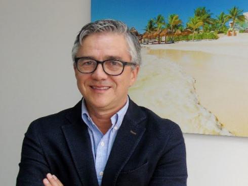 Juan Pablo Franky, Viceministro de Turismo.