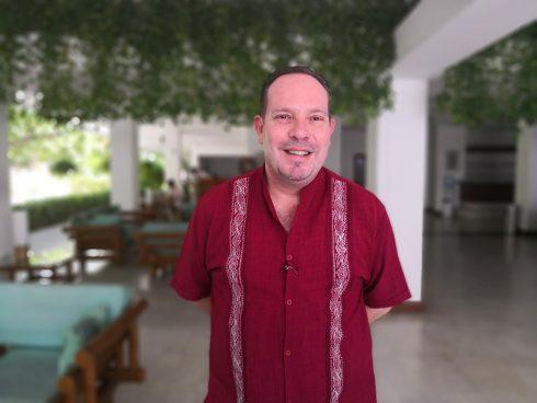 Pierre Yves Bonin, Director General, Irotama by Karisma (Foto: Orlando Gómez Camacho).