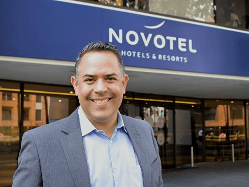 Juan Gordillo, gerente general Novotel Bogota 93