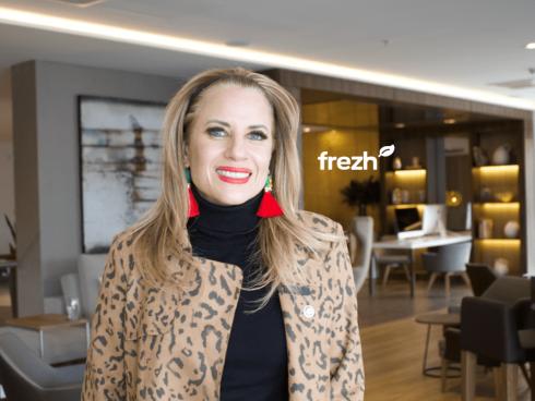 Marcela Steffens, gerente general, AC Hotel Bogotá Zona T (Foto: Frezh).