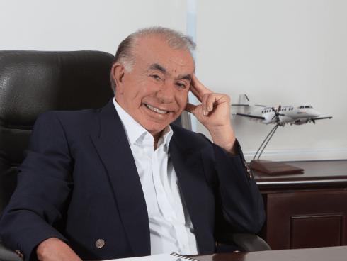 Alfonso Avila, fundador y presidente de Easyfly