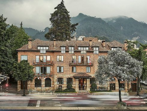 Four Seasons Hotel Casa Medina Bogota.